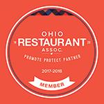 Ohio Restaurant Assoc logo